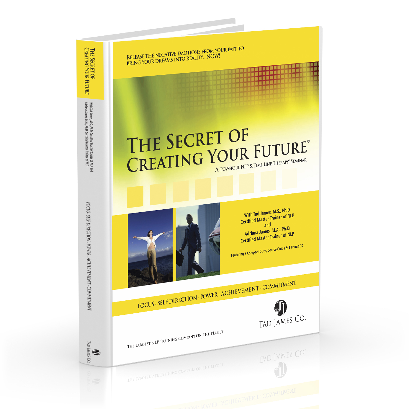 "Secret of Creating Your Future®"" CD Set"